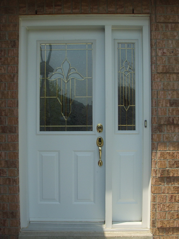 Collection Of Steel And Fiberglass Entry Doors With Glass Insert Design Windoors Canada