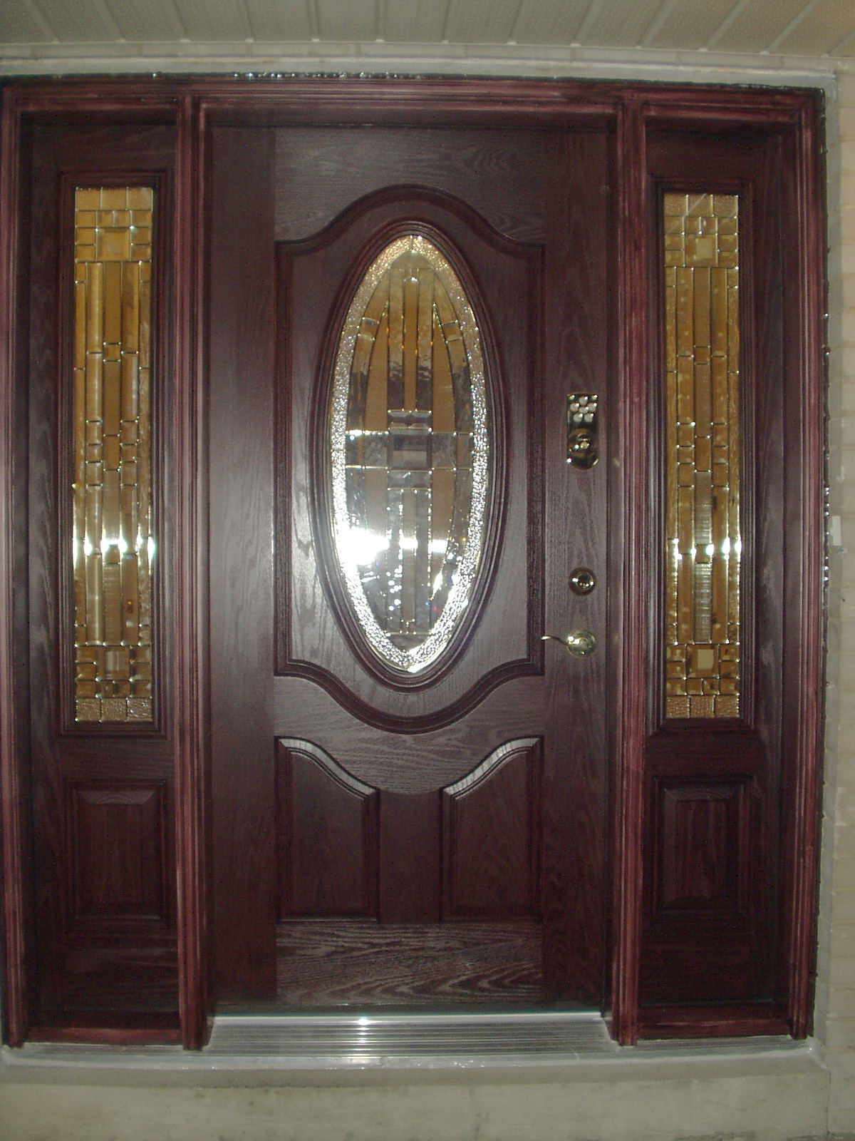 Andersen fiberglass entry doors with sidelights prices 4 for Fiberglass entry doors with sidelights